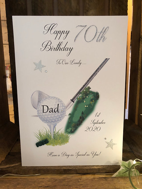 Mens Birthday Cards