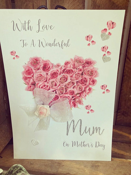 Mothers Day Cards (Flowers)