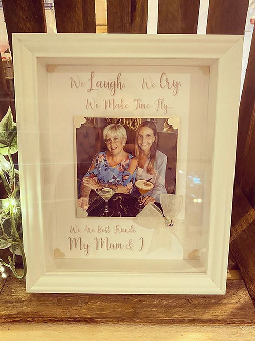 """Mum & I"" Photo Frame"