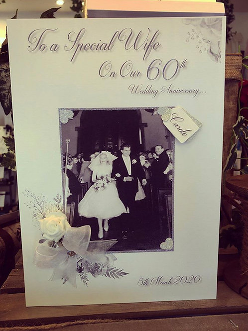 Anniversary Photo Cards