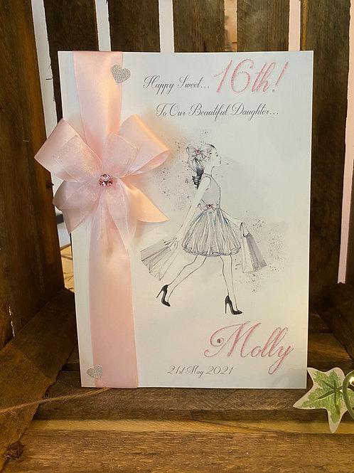 Small Womens Birthday Cards