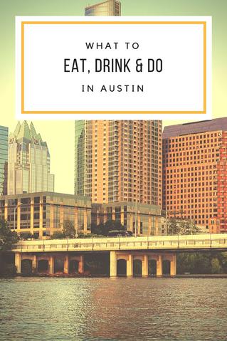How an Oaklander does Austin