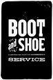 Boot & Shoe Service