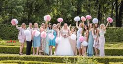 Romantische bruidsfotografie Sanne P