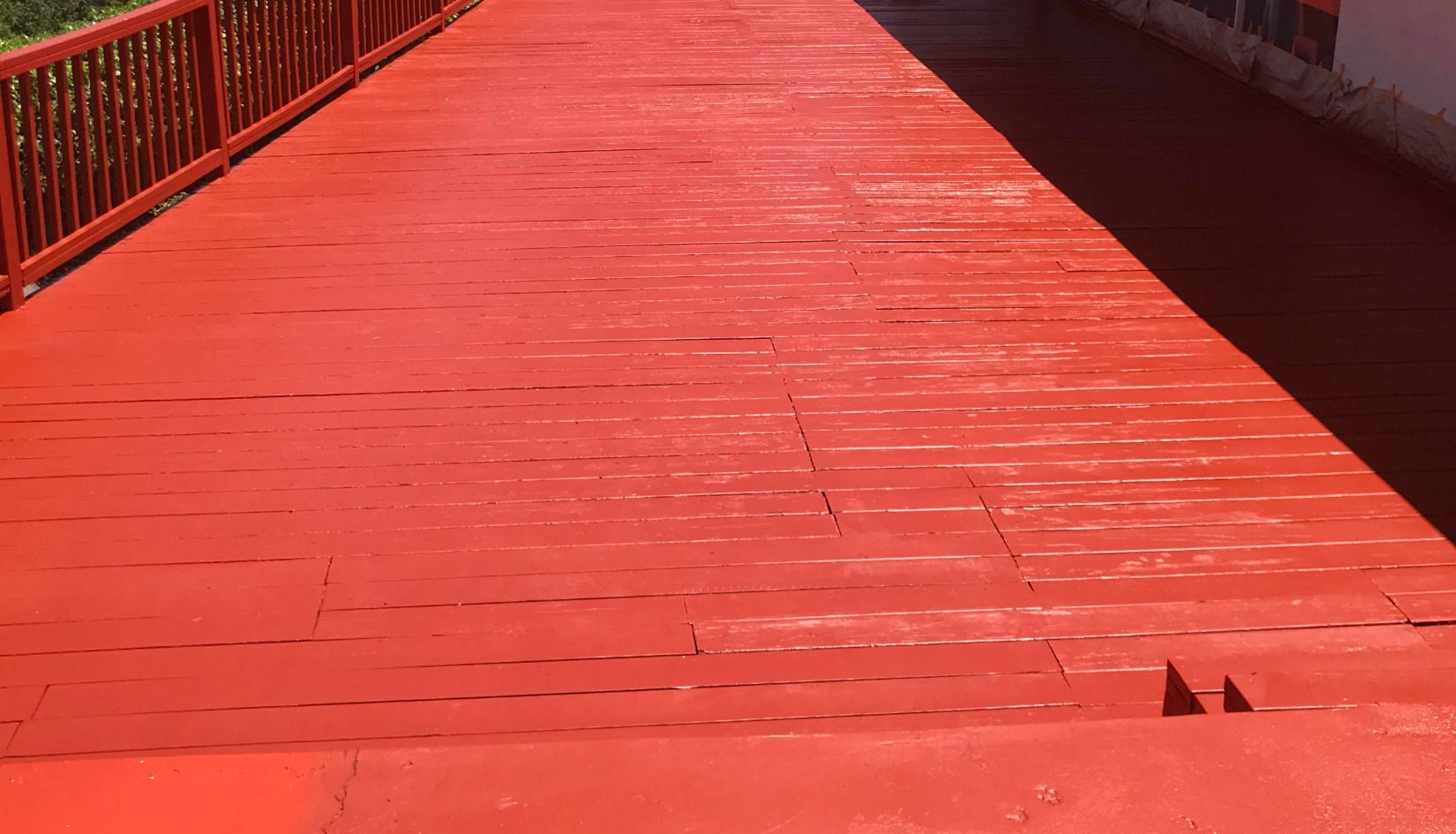 Deck Painting _ Staining