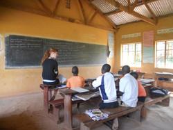 Teaching primary 7
