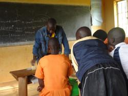 Helping the teachers