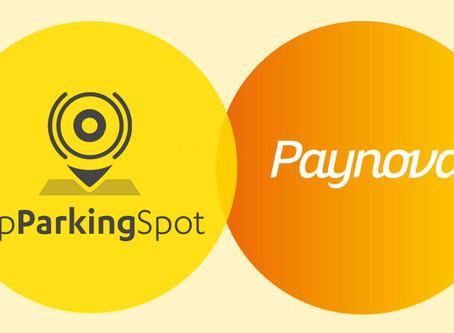 Paynova & ApParkingSpot Nordic AB i samarbete om flexibel fakturalösning