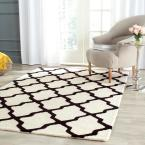 Cambridge Ivory/Black Rug