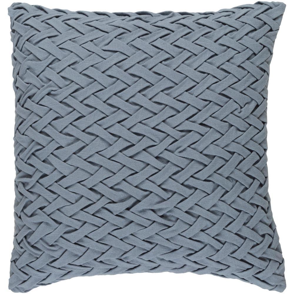 Bendmore Slate Throw Pillow