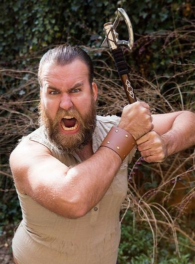 Marc Thompson Warrior