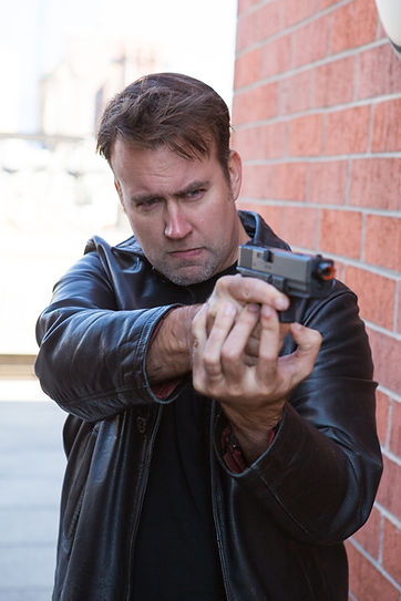 Marc Thompson Cop
