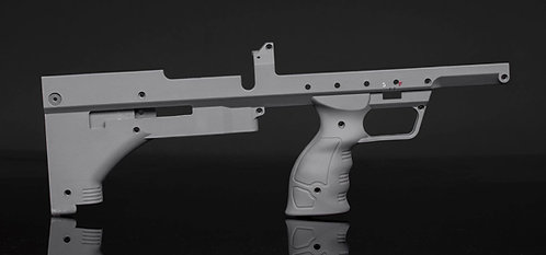 Silverback Wolf Grey Body Panels - LEFT handed