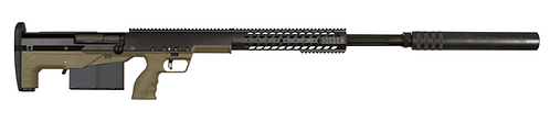 Silverback HTI .50 BMG Rifle Builder (Pull Bolt)