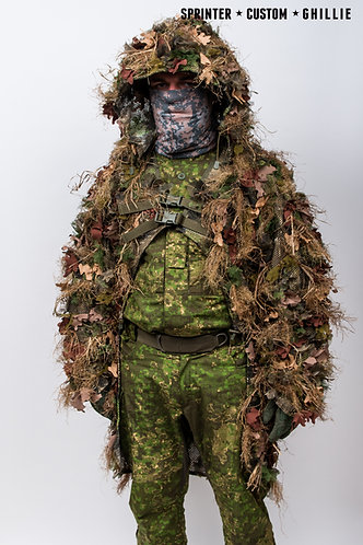 SCG Autumnal Mix Ghillie