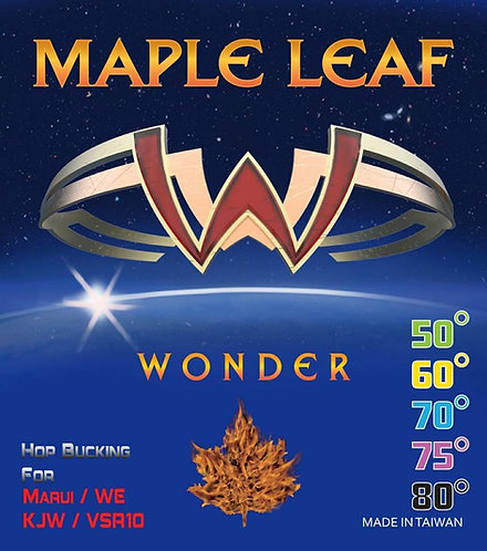 Maple Leaf Wonder Bucking - 50 Degree