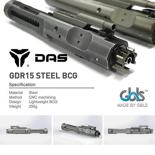 GBLS DAS Steel BCG