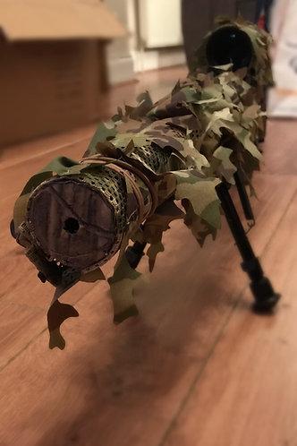 SC Ghillie 3D Rifle Wrap