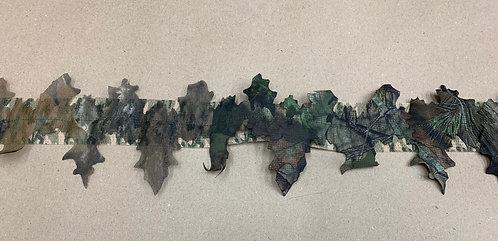 SCG Realtree & Mesh leaf strip