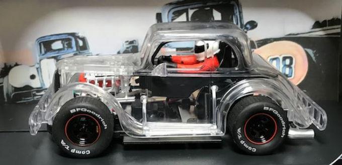 PIONEER-P115 Chevy Sedan Legends X-Ray Series
