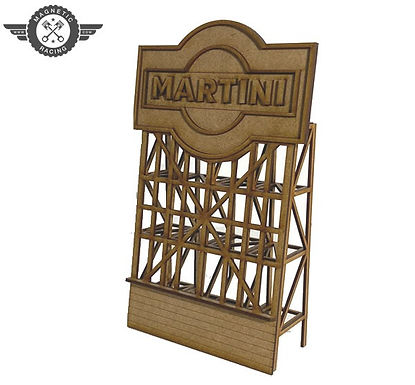MAGNETIC RACING-BILL006 MARTINI 1:32 scale Kit