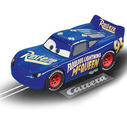 CARRERA 27585 Evo Disney Pixar Cars - Fabulous Lightning McQueen