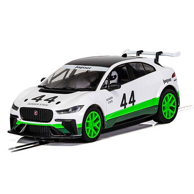SCALEXTRIC-C4064 Jaguar I Pace Group 44 Heritage Livery New Tooling 2019