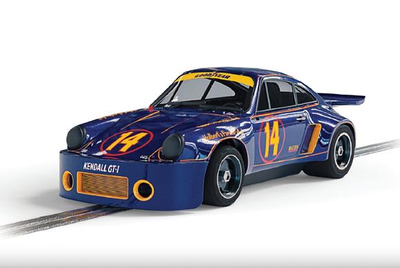 SCALEXTRIC C4241 Future Release Porsche 911 RSR 3.0 #14 Trans AM 1974 Al Holbert