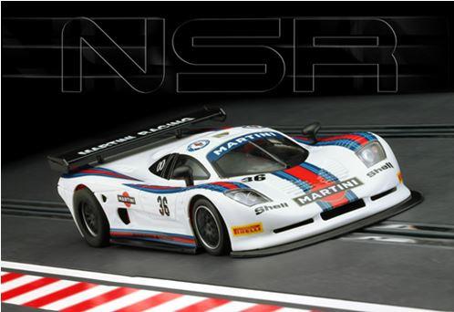 NSR 0150SW Mosler MT 900 R Martini Racing #36 white