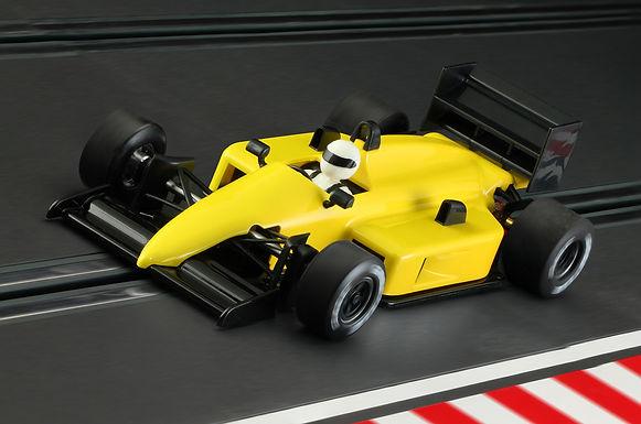 NSR-N0119IL F1 86/89 Yellow King 21 EvoTest Car