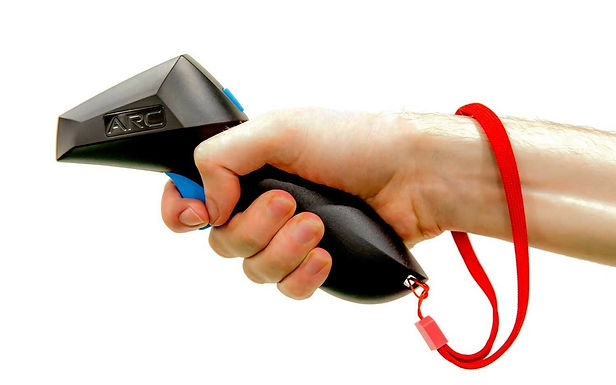 SCALEXTRIC-C8438 Arc Air Pro Wireless Hand Controllers