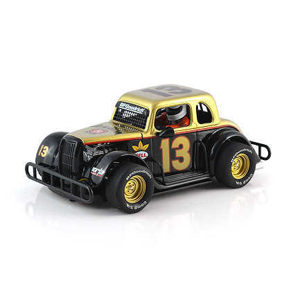 PIONEER-P083 Ford Coupe 1934 Hot Rod Legends Smokey Yunick #13