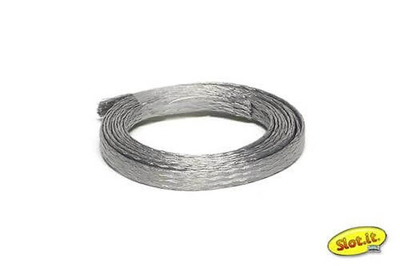 SLOT.IT SP18 Tin Plated copper braid