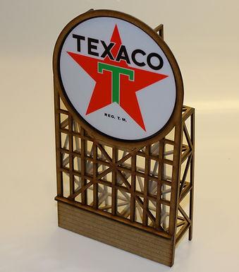 MAGNETIC RACING-BILL028 Flashing Texaco 1:32 scale Kit