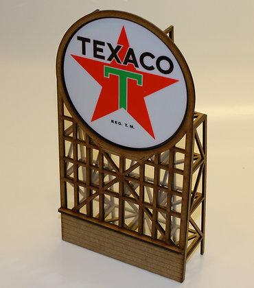 MAGNETIC RACING BILL028 Flashing Texaco 1:32 scale Kit
