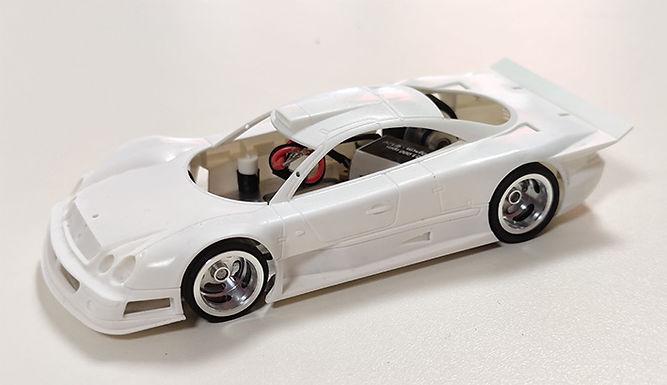 REVOSLOT-0096 Mercedes CLK White Kit