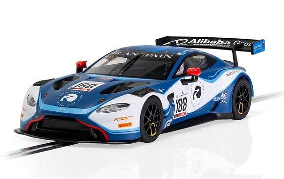 SCALEXTRIC C4100 Aston Martin Vantage GT3 - Garage 59