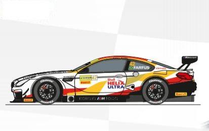 CARRERA-27660  Future Release BMW M6 GT3 #42