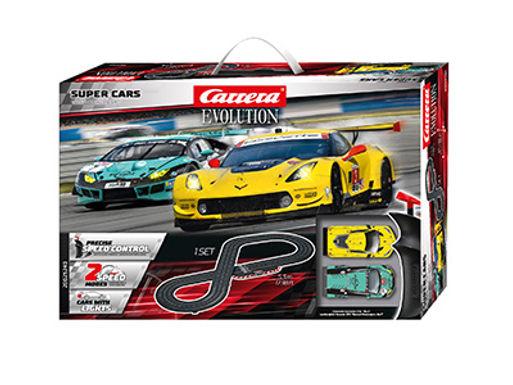 CARRERA-25240 Future Release Evo Super Cars Set 1/32