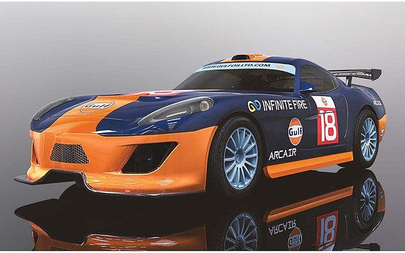 SCALEXTRIC C4091 Team Gulf GT