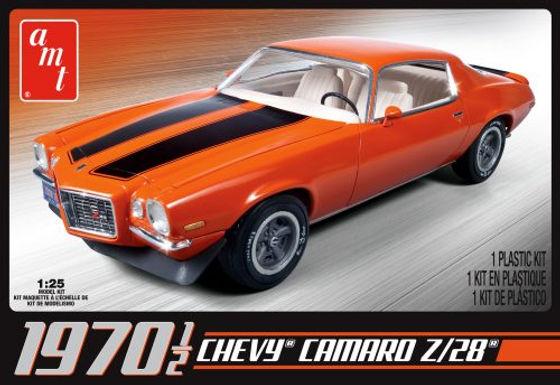 AMT-635 1/25 1970 1/2 Chevy Camaro Z/28