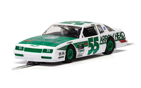 SCALEXTRIC C4079 Chevrolet Monte Carlo - Green & White #55