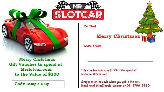 Christmas Voucher $50 #2