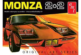 AMT 1019 Chevy Monza 2+2 Custom (Original Art Series) Model Kit 1/25