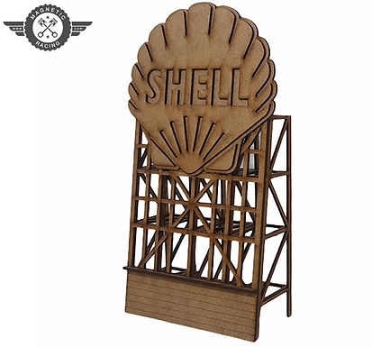 MAGNETIC RACING-BILL004 SHELL 1:32 scale Kit