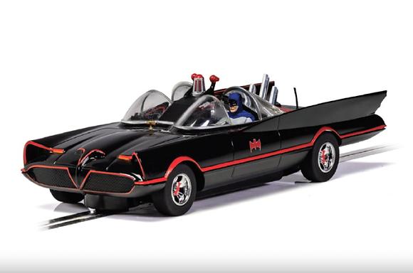 SCALEXTRIC C4175 Future Release Batmobile 1966 TV Series