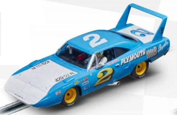 CARRERA-30983  Future Release Digital Plymouth Superbird #2