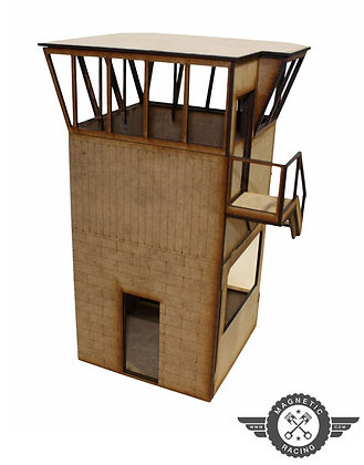 MAGNETIC RACING-005t Pit Tower Module 1:32 scale Kit