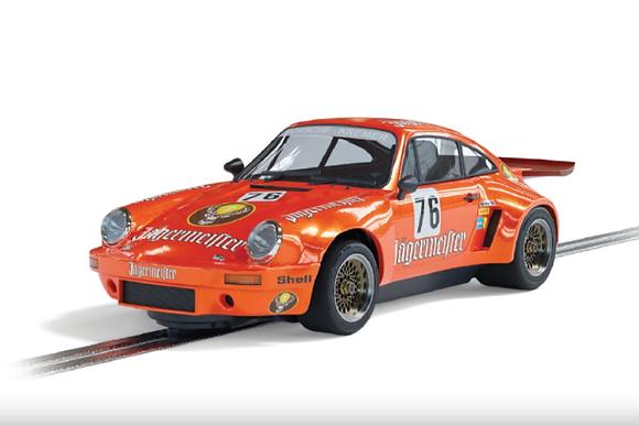 SCALEXTRIC C4211 Future Release  Porsche 911 RSR 3.0 #76 Jagermeister