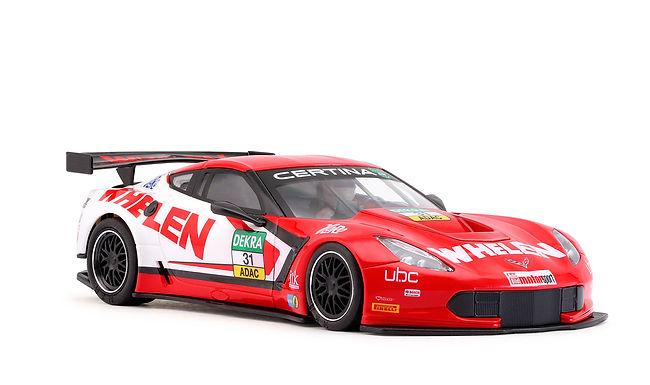 NSR-0179SW Corvette CR/R Whelen #31